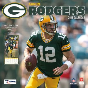 Green Bay Packers Aaron Rodgers jersey 2018