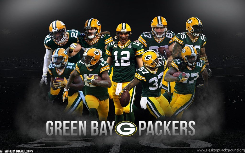 Green Bay Packers Jerseys 2018